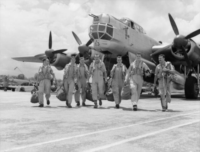 Malayan Emergency - Aintree Walk of Honour